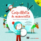 Coquillette la mauviette (+ CD)